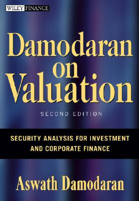 Damodaran on Valuation By Damodaran, Aswath